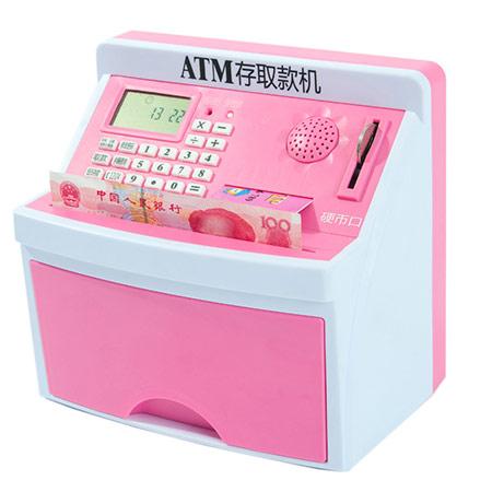 电动卡通ATM存款机