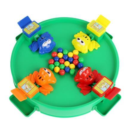 趣味青蛙吃豆玩具