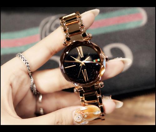 抖音同款时尚潮流防水手表