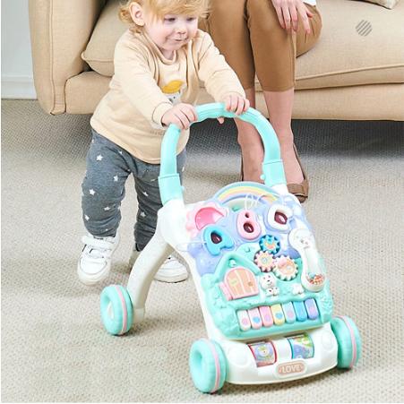 婴儿学步手推车