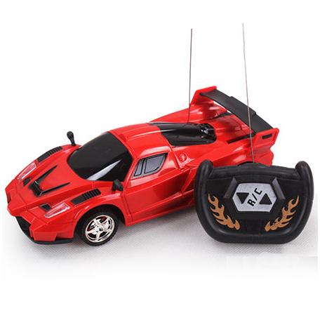 儿童遥控玩具跑车