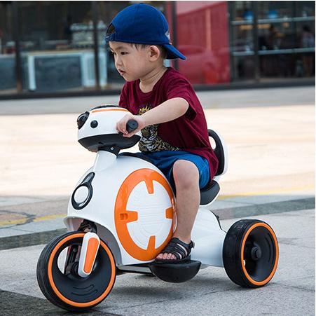 儿童电动童车