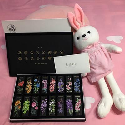 16种花语巧克力礼盒装
