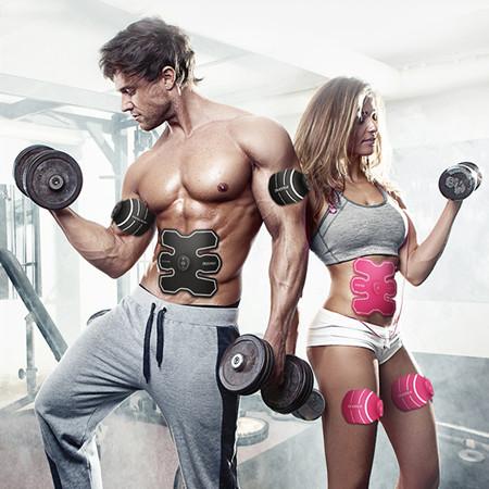 腹肌贴健身器材