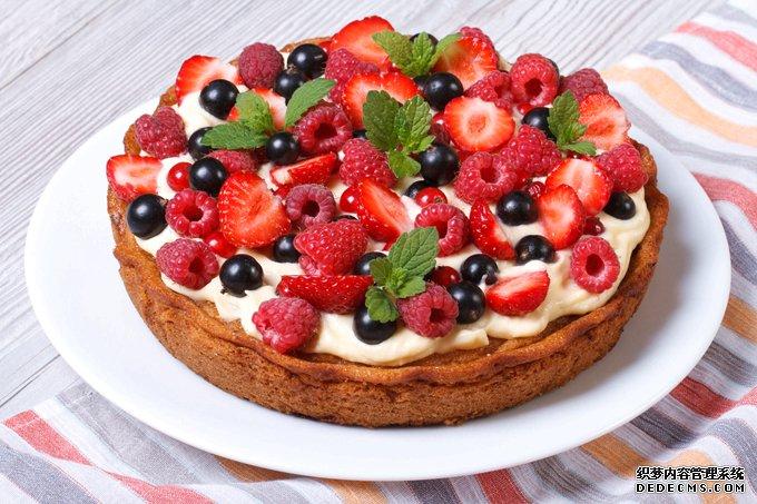 樱桃慕斯蛋糕有什么做法?