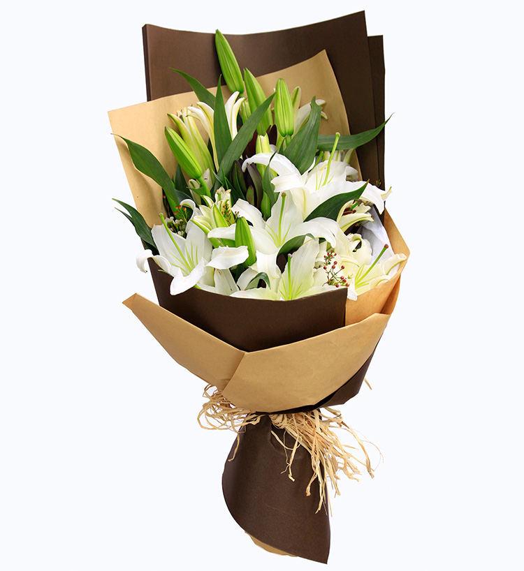 闺蜜结婚送这些花,祝她新婚快乐