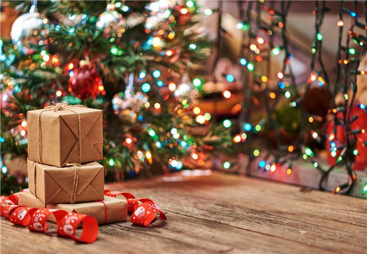 圣诞节快到了,这些暖暖的祝