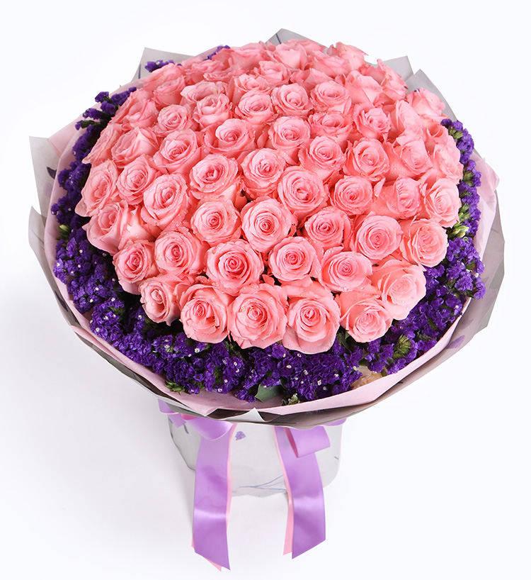 闺蜜结婚送这些花,祝她新婚