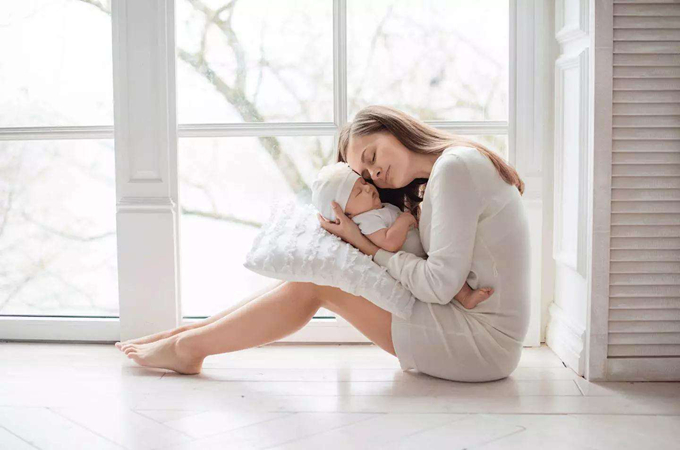 产后抑郁症送什么花最适合?如何安慰?