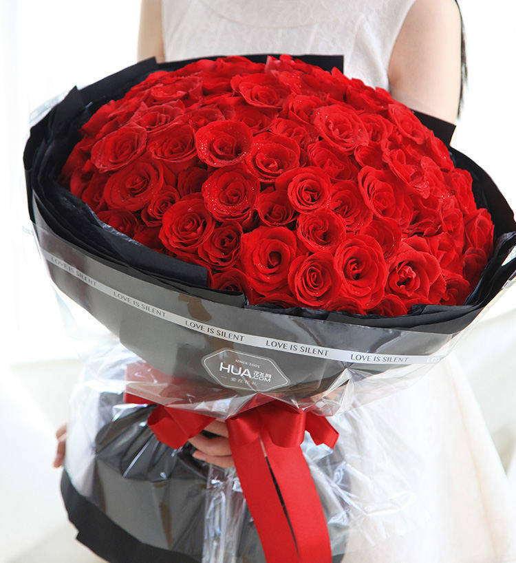 送鲜花策略:向女朋友道歉的鲜花
