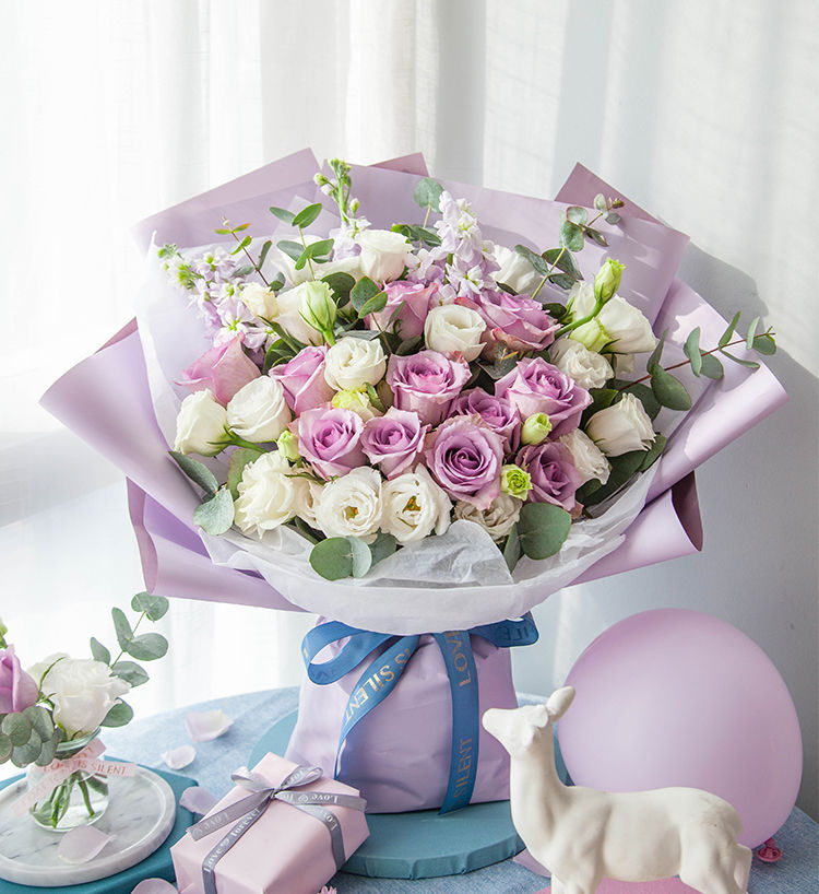喜欢神秘的紫玫瑰吗