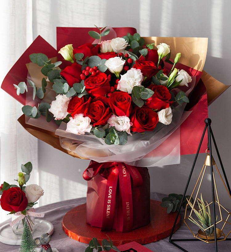 女友是女汉子,生日可以给她送鲜花吗