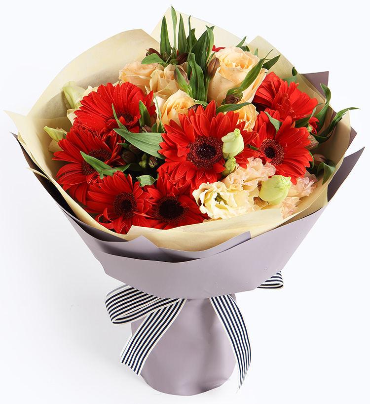 领导升职了,需要送鲜花表示