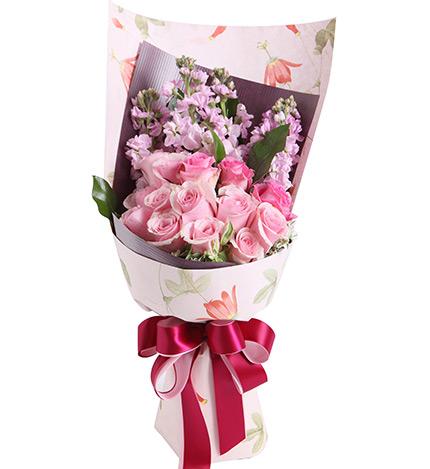 最好的闺蜜生日送什么礼物花好