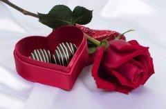 红玫瑰:双子座的守护花