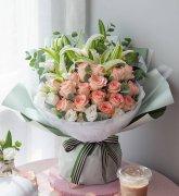 学生给老师送玫瑰花适合吗