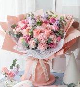 教师节感恩老师,送鲜花可以