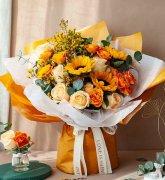 中秋节回家看父母,送这些花