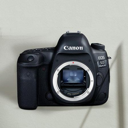 佳能柚子 5D4单反相机