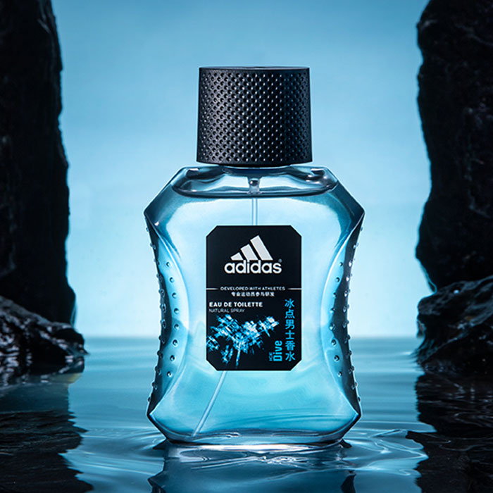 阿迪达斯男性运动香水