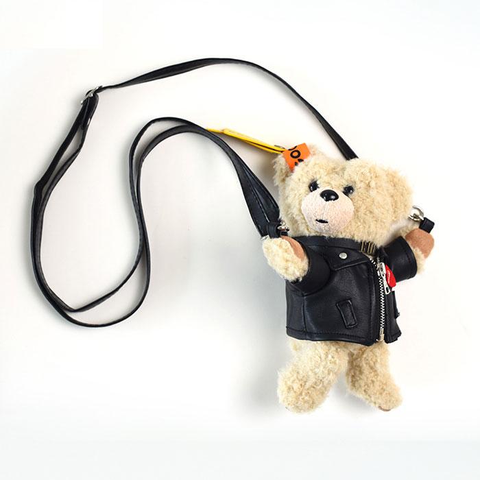 GOC IN C小熊充电宝可爱超萌公仔便携10000毫安移动电源女生礼物
