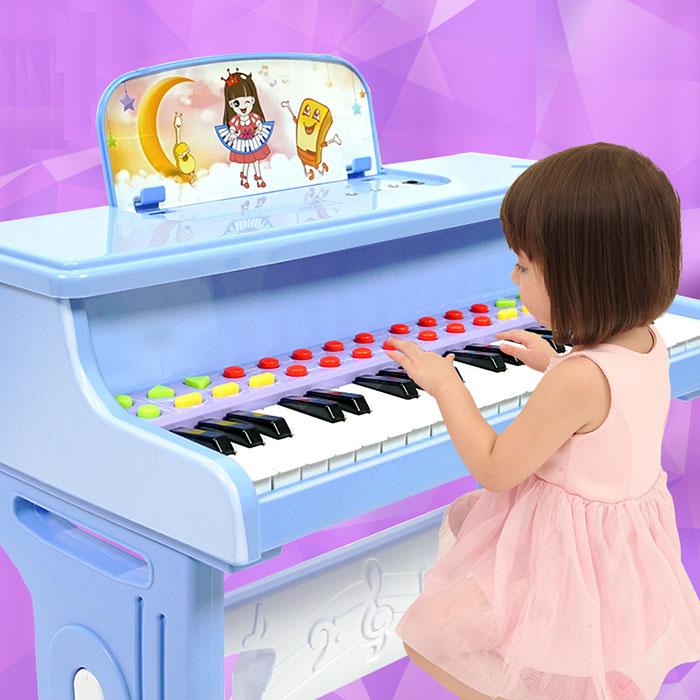 儿童钢琴玩具小孩多功能