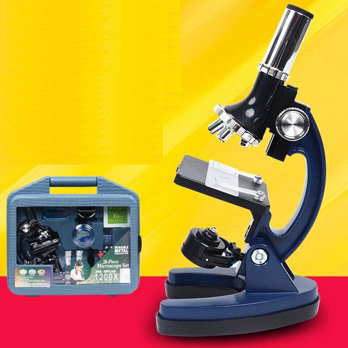 学生儿童高倍显微镜儿童