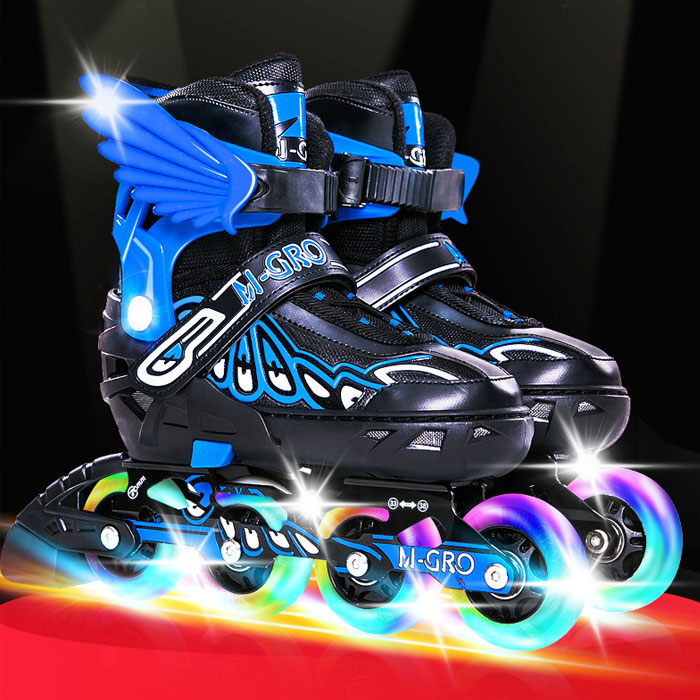 儿童溜冰鞋卡通旱冰轮滑