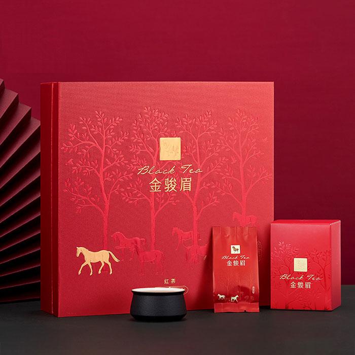 武夷山金骏眉红茶礼盒