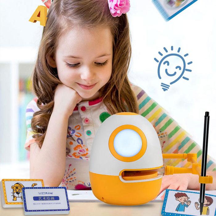 智能绘画教育机器人