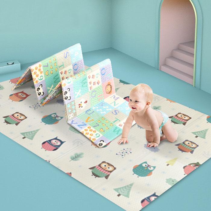 婴幼儿爬行垫加厚宝宝泡